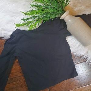Healthtex Long Sleeve Shirt | sz 24m | black
